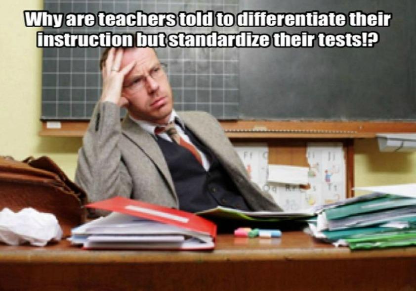 Personalization, Not Standardization