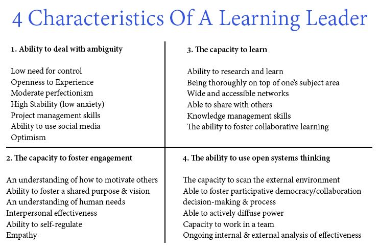characteristics of effective learning critical thinking