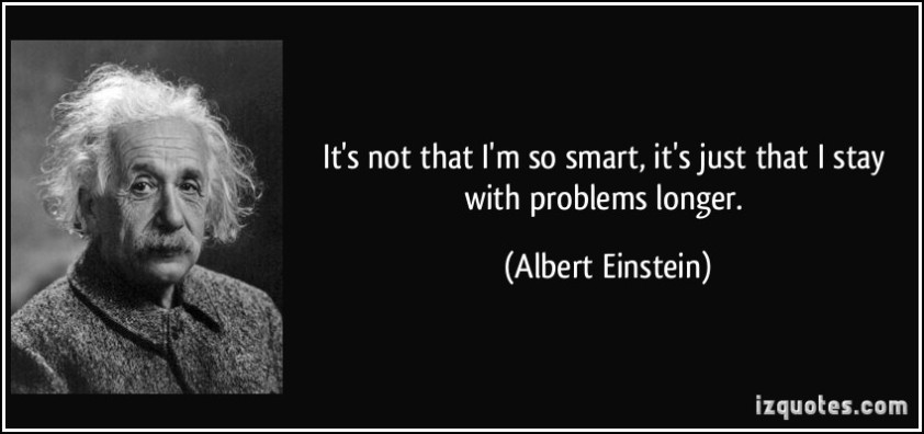 einstein problems longer