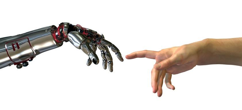 human robot hands